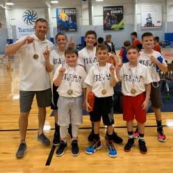 Team Focus Junior Division Champions